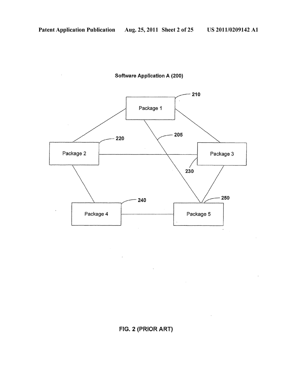 APPARATUS AND METHOD FOR MANAGING A PLURALITY OF SOFTWARE DEPENDENCY MAPS     AND SOFTWARE INSTALLATION USING THE SAME - diagram, schematic, and image 03