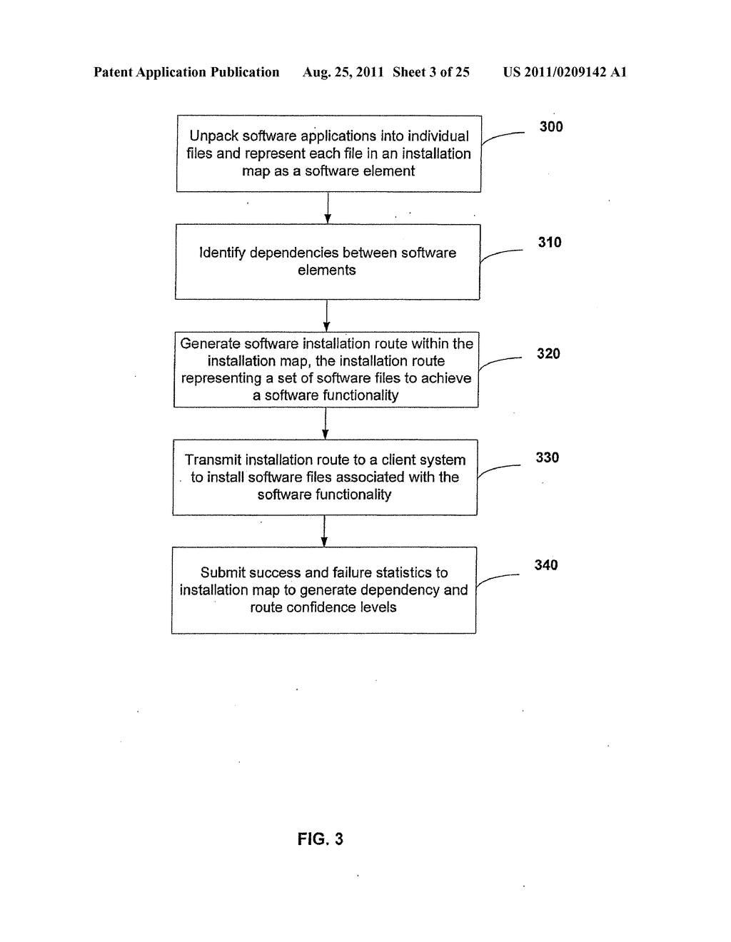 APPARATUS AND METHOD FOR MANAGING A PLURALITY OF SOFTWARE DEPENDENCY MAPS     AND SOFTWARE INSTALLATION USING THE SAME - diagram, schematic, and image 04