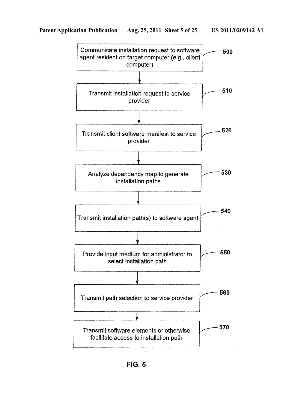APPARATUS AND METHOD FOR MANAGING A PLURALITY OF SOFTWARE DEPENDENCY MAPS     AND SOFTWARE INSTALLATION USING THE SAME - diagram, schematic, and image 06