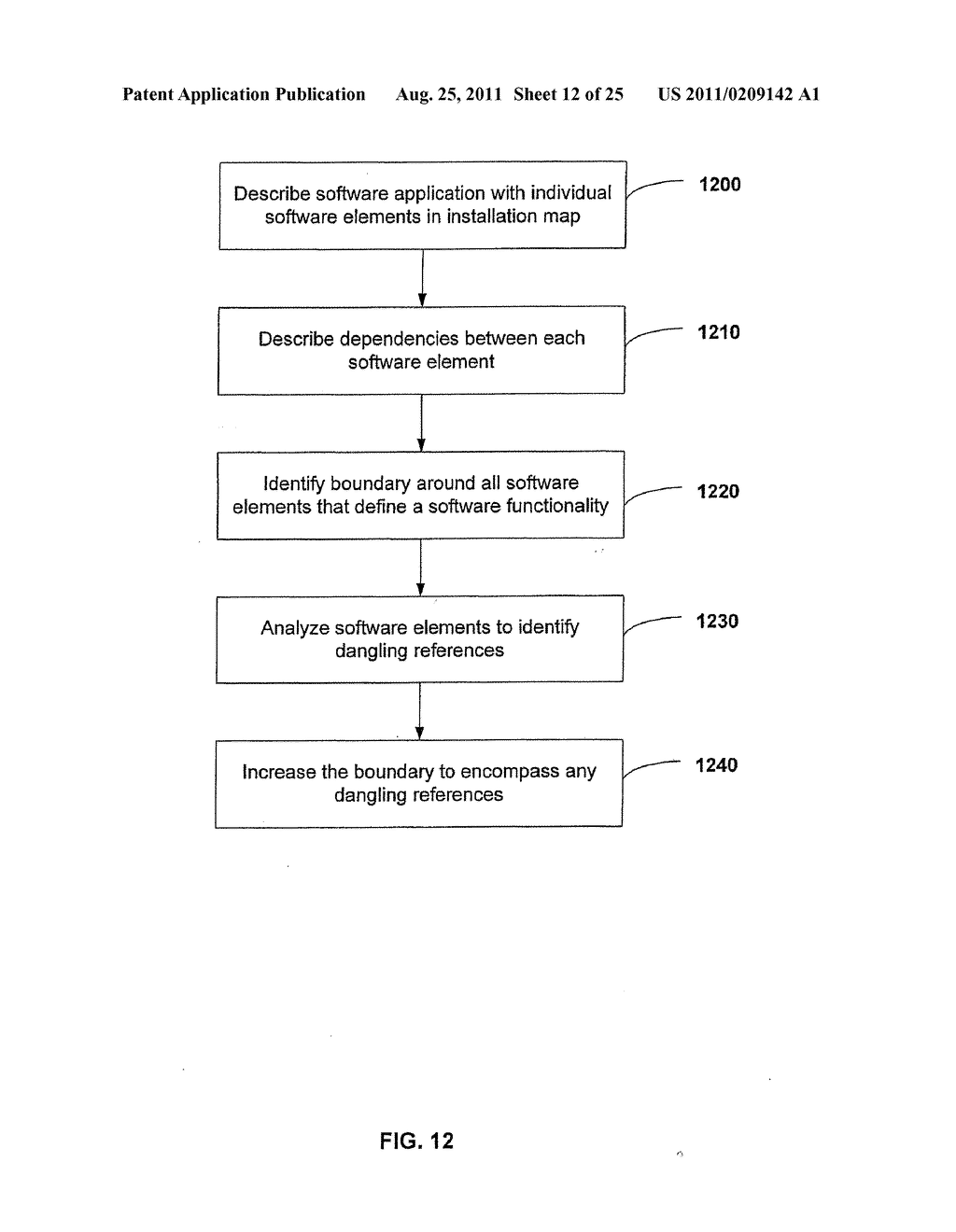 APPARATUS AND METHOD FOR MANAGING A PLURALITY OF SOFTWARE DEPENDENCY MAPS     AND SOFTWARE INSTALLATION USING THE SAME - diagram, schematic, and image 13
