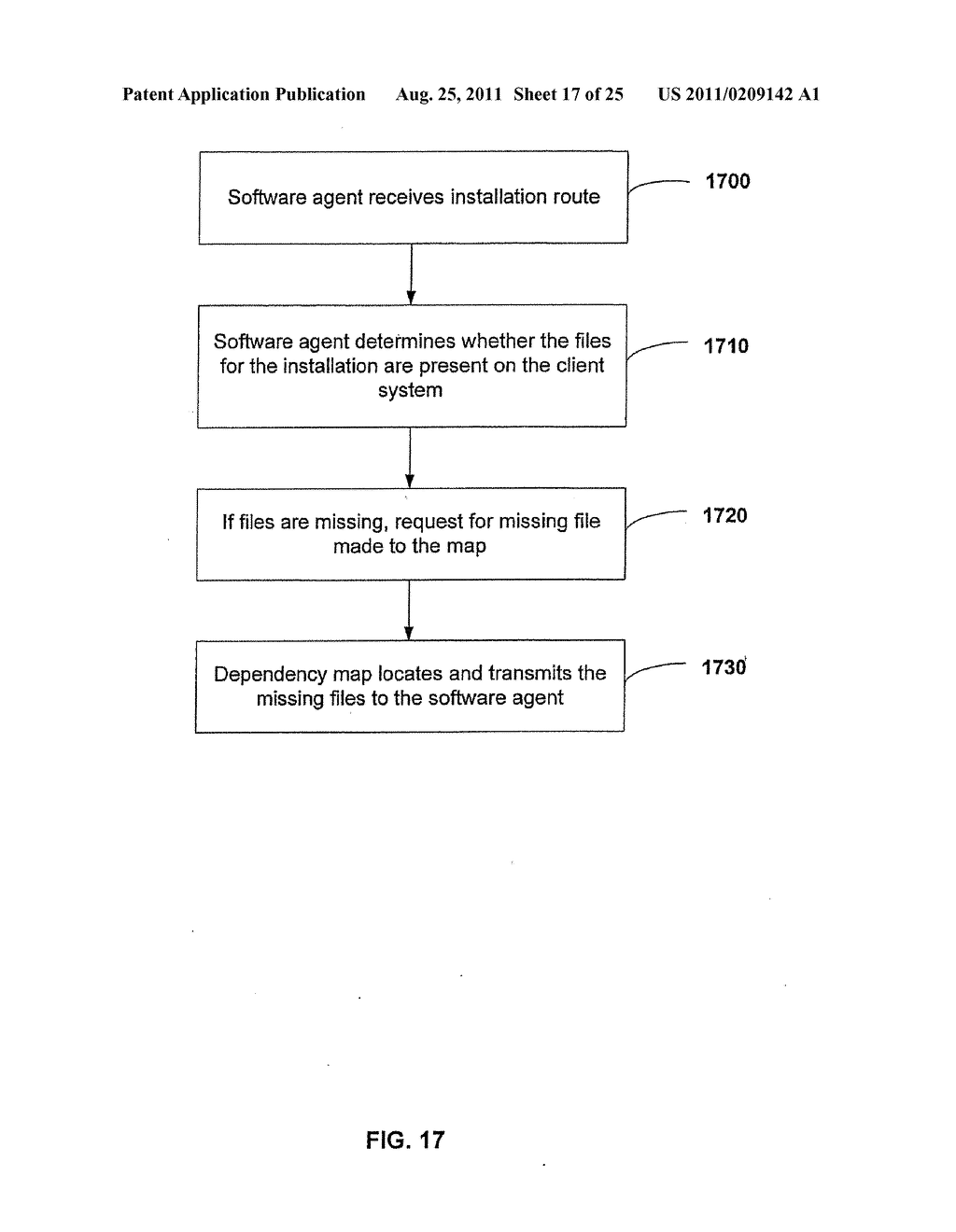 APPARATUS AND METHOD FOR MANAGING A PLURALITY OF SOFTWARE DEPENDENCY MAPS     AND SOFTWARE INSTALLATION USING THE SAME - diagram, schematic, and image 18