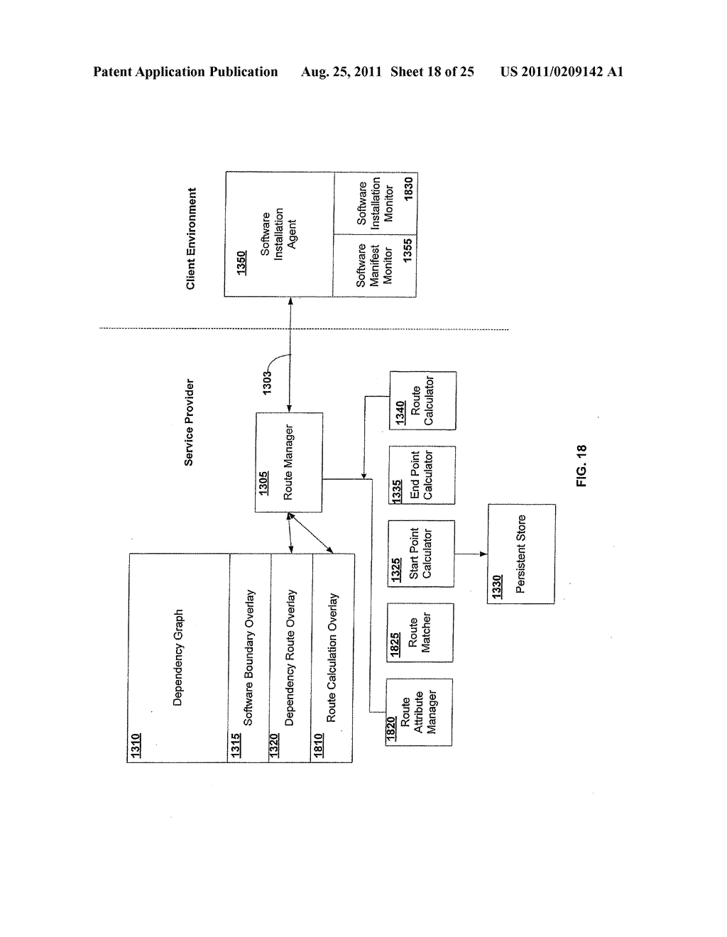 APPARATUS AND METHOD FOR MANAGING A PLURALITY OF SOFTWARE DEPENDENCY MAPS     AND SOFTWARE INSTALLATION USING THE SAME - diagram, schematic, and image 19