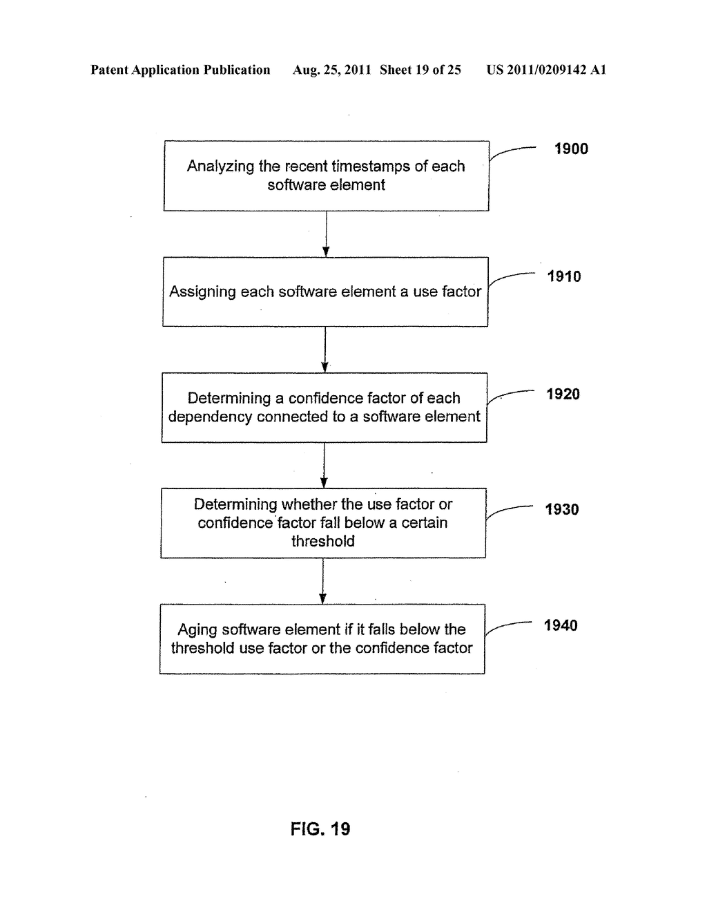 APPARATUS AND METHOD FOR MANAGING A PLURALITY OF SOFTWARE DEPENDENCY MAPS     AND SOFTWARE INSTALLATION USING THE SAME - diagram, schematic, and image 20