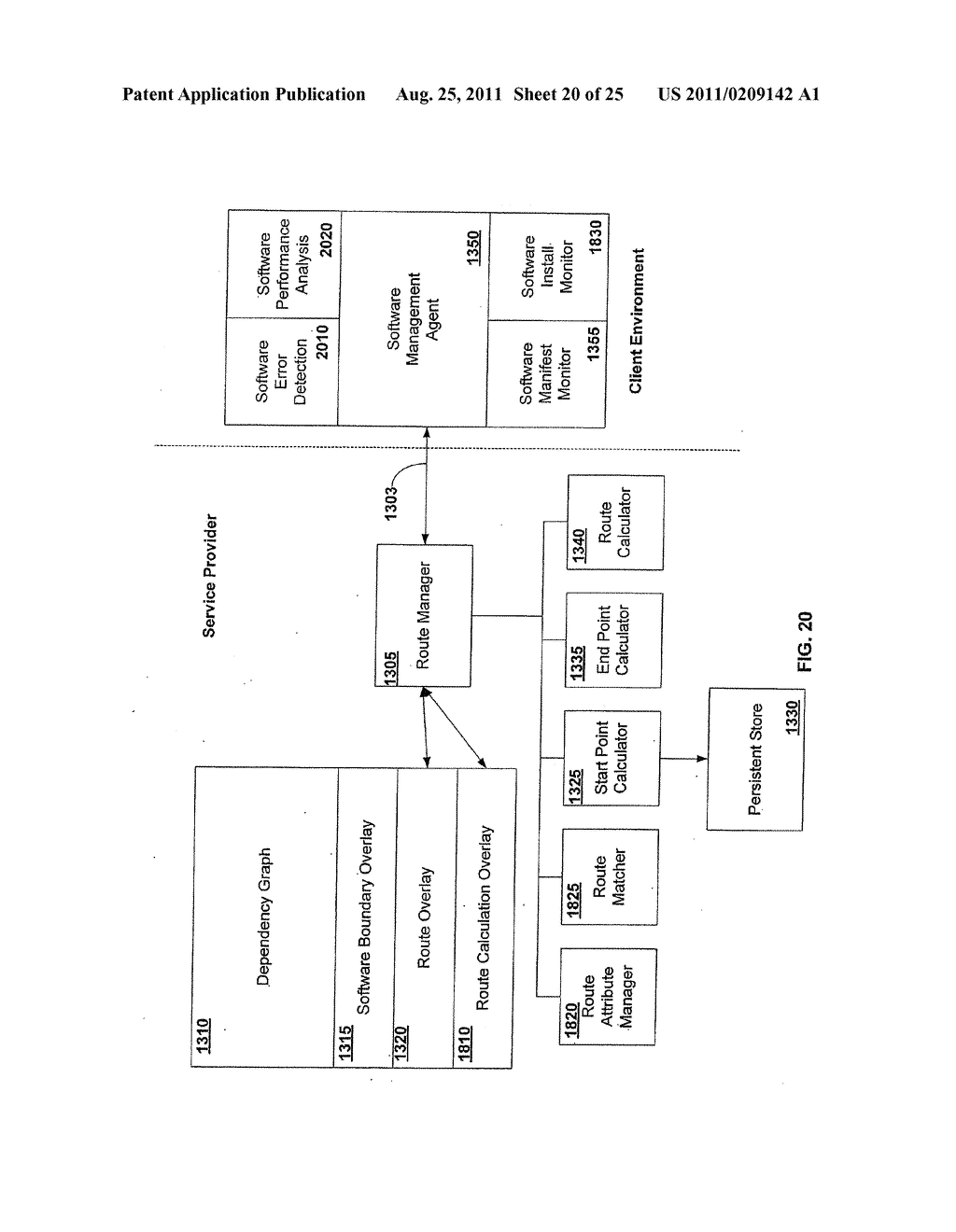 APPARATUS AND METHOD FOR MANAGING A PLURALITY OF SOFTWARE DEPENDENCY MAPS     AND SOFTWARE INSTALLATION USING THE SAME - diagram, schematic, and image 21