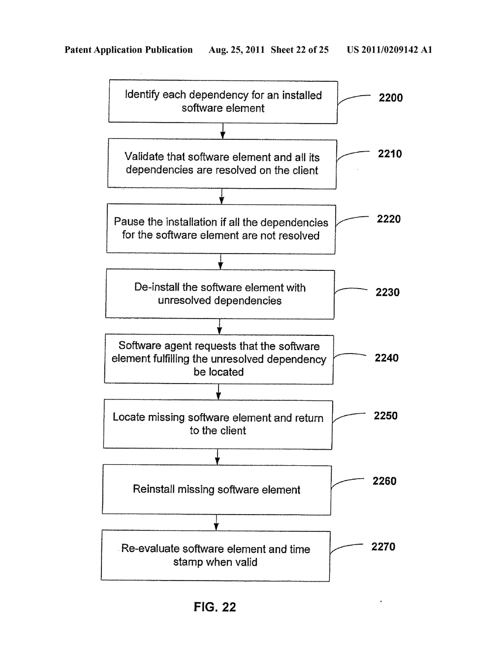 APPARATUS AND METHOD FOR MANAGING A PLURALITY OF SOFTWARE DEPENDENCY MAPS     AND SOFTWARE INSTALLATION USING THE SAME - diagram, schematic, and image 23
