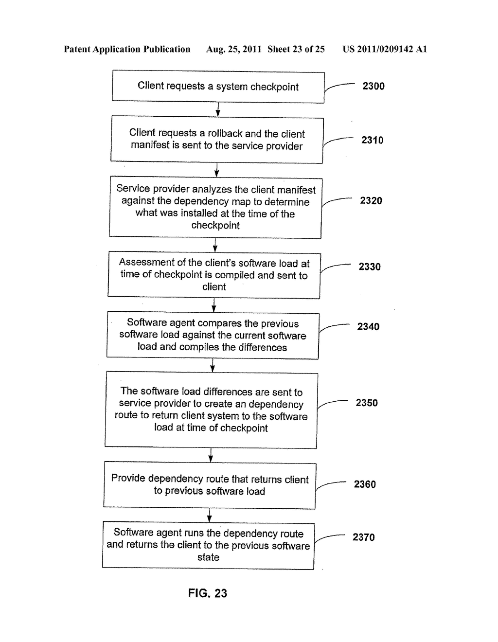 APPARATUS AND METHOD FOR MANAGING A PLURALITY OF SOFTWARE DEPENDENCY MAPS     AND SOFTWARE INSTALLATION USING THE SAME - diagram, schematic, and image 24
