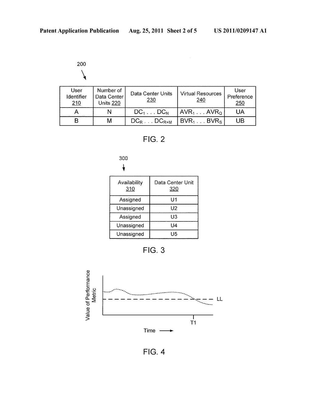 METHODS AND APPARATUS RELATED TO MANAGEMENT OF UNIT-BASED VIRTUAL     RESOURCES WITHIN A DATA CENTER ENVIRONMENT - diagram, schematic, and image 03