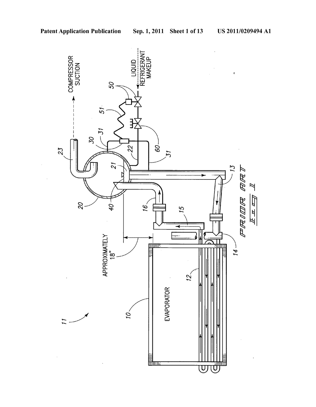 Direct Expansion Ammonia Refrigeration System And A Method Of Schematic Diagram Image 02