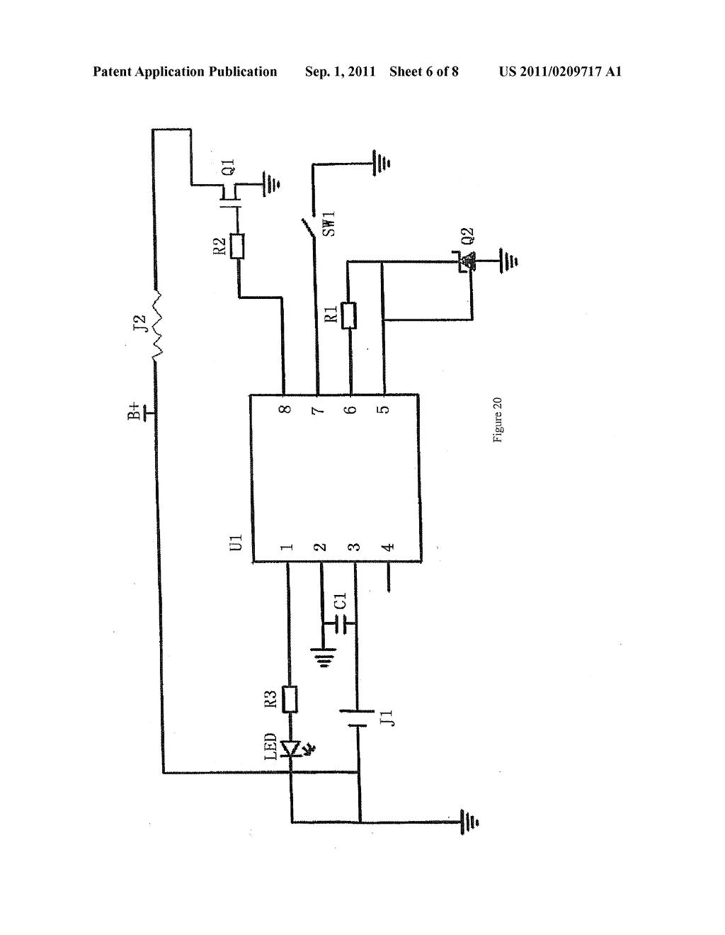 aerosol electronic cigarette - diagram, schematic, and image 07  patents