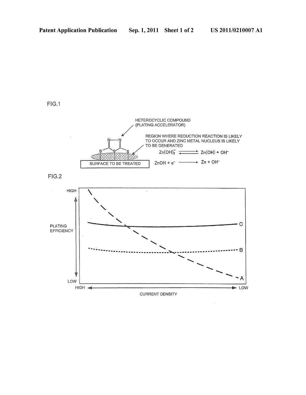Zincate zinc plating bath diagram schematic and image 02 ccuart Choice Image