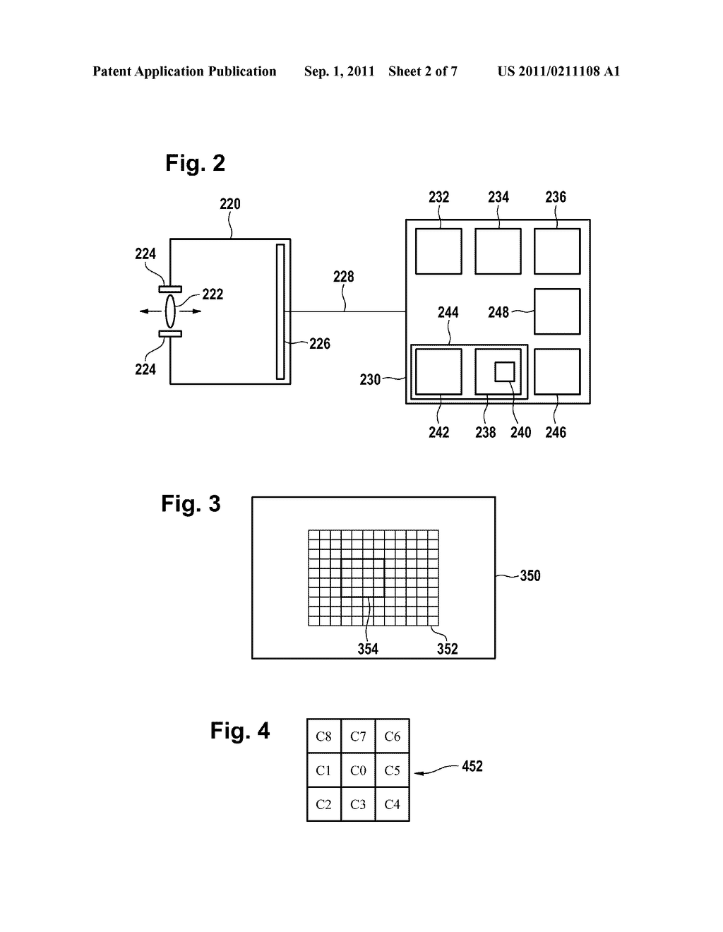 METHOD AND DIGITAL IMAGING APPLIANCE ADAPTED FOR SELECTING A FOCUS SETTING - diagram, schematic, and image 03
