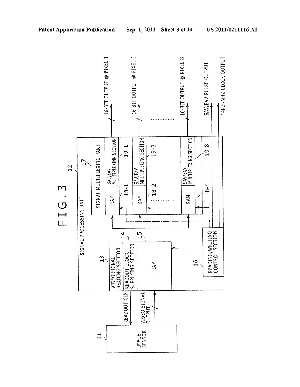 SIGNAL TRANSMITTING DEVICE AND SIGNAL TRANSMITTING METHOD - diagram, schematic, and image 04