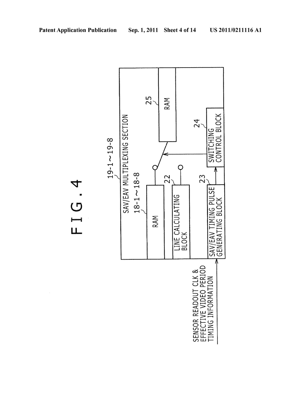 SIGNAL TRANSMITTING DEVICE AND SIGNAL TRANSMITTING METHOD - diagram, schematic, and image 05