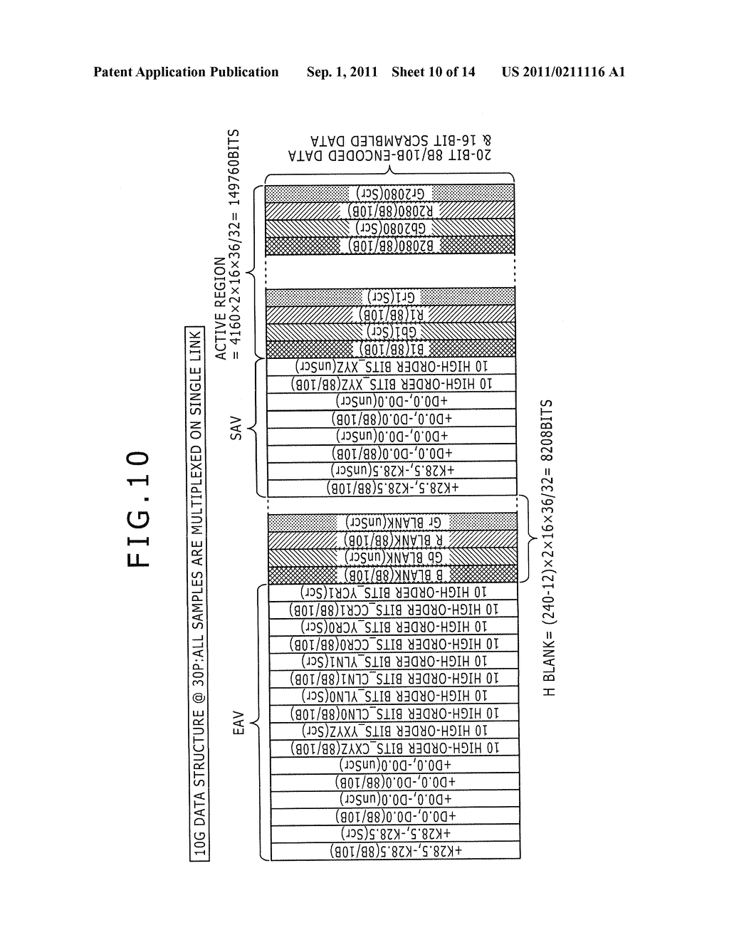 SIGNAL TRANSMITTING DEVICE AND SIGNAL TRANSMITTING METHOD - diagram, schematic, and image 11