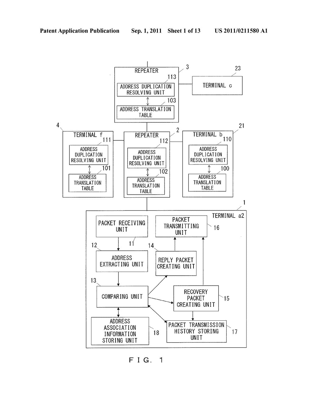 COMMUNICATION APPARATUS, COMMUNICATION APPARATUS CONTROLLING METHOD, AND     NETWORK SYSTEM - diagram, schematic, and image 02
