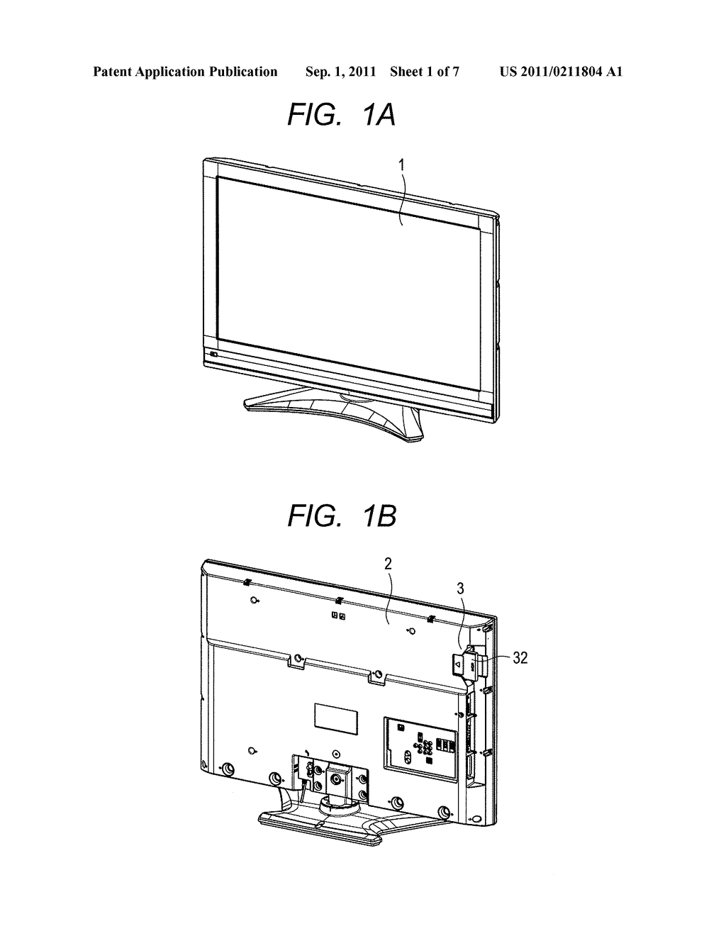 VIDEO DISPLAY DEVICE - diagram, schematic, and image 02