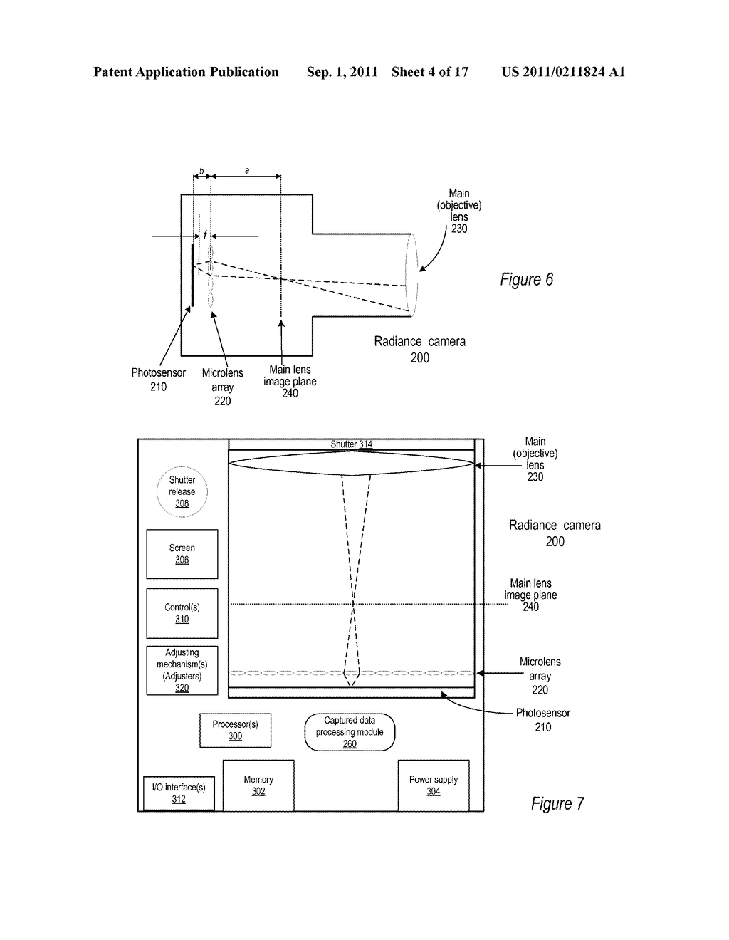 Methods and Apparatus for Full-Resolution Light-Field Capture and     Rendering - diagram, schematic, and image 05