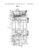 Inverter Integrated Electric Compressor diagram and image