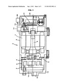 Inverter-Integrated Electric Compressor diagram and image
