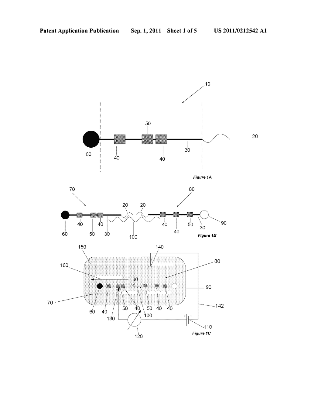 LABELS FOR ELECTRONIC DETECTION OF INDIVIDUAL MOLECULES AND METHODS FOR     THEIR DETECTION - diagram, schematic, and image 02