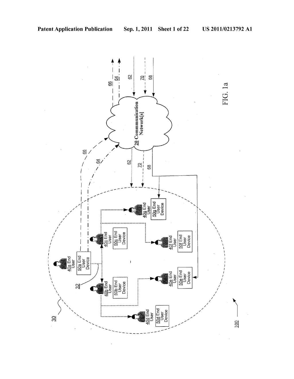 Providing a modified non-communication application interface for     presenting a message - diagram, schematic, and image 02