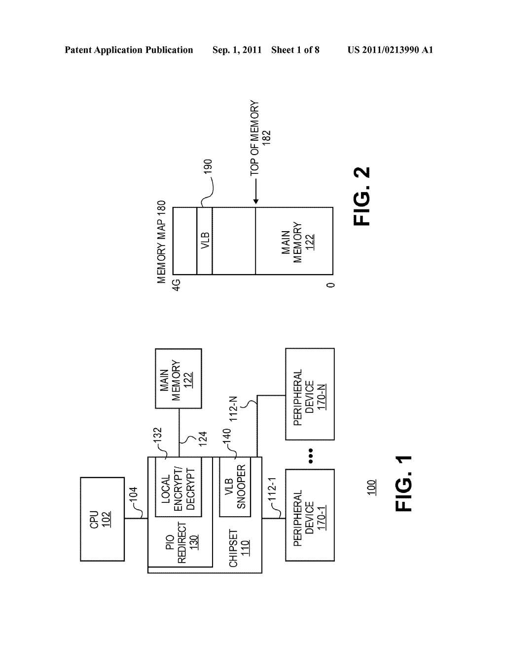 APPARATUS AND METHOD FOR CONTENT PROTECTION USING ONE-WAY BUFFERS - diagram, schematic, and image 02