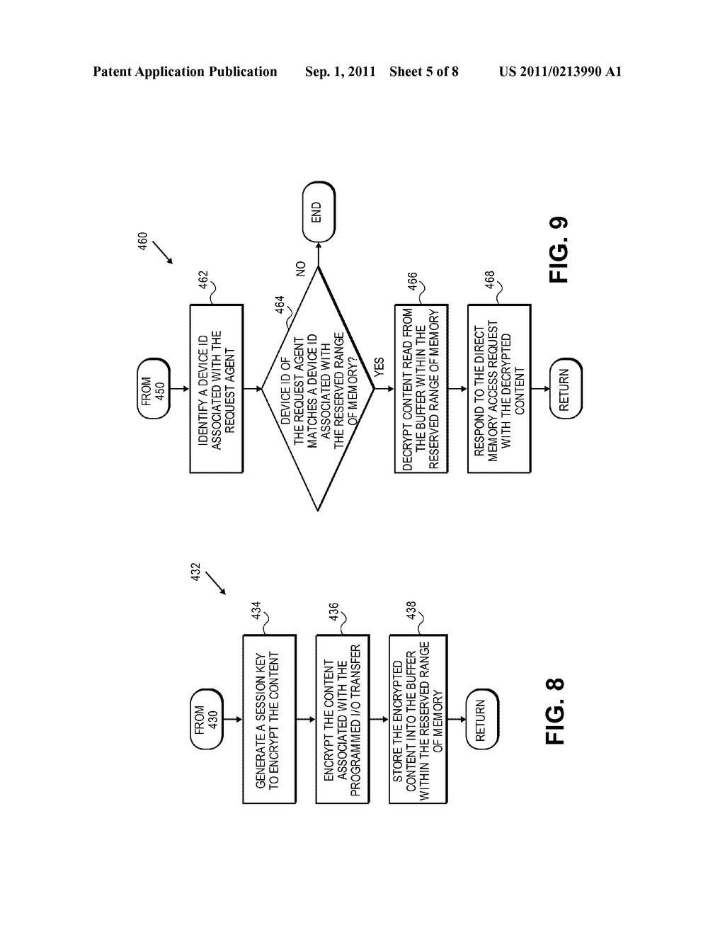 APPARATUS AND METHOD FOR CONTENT PROTECTION USING ONE-WAY BUFFERS - diagram, schematic, and image 06