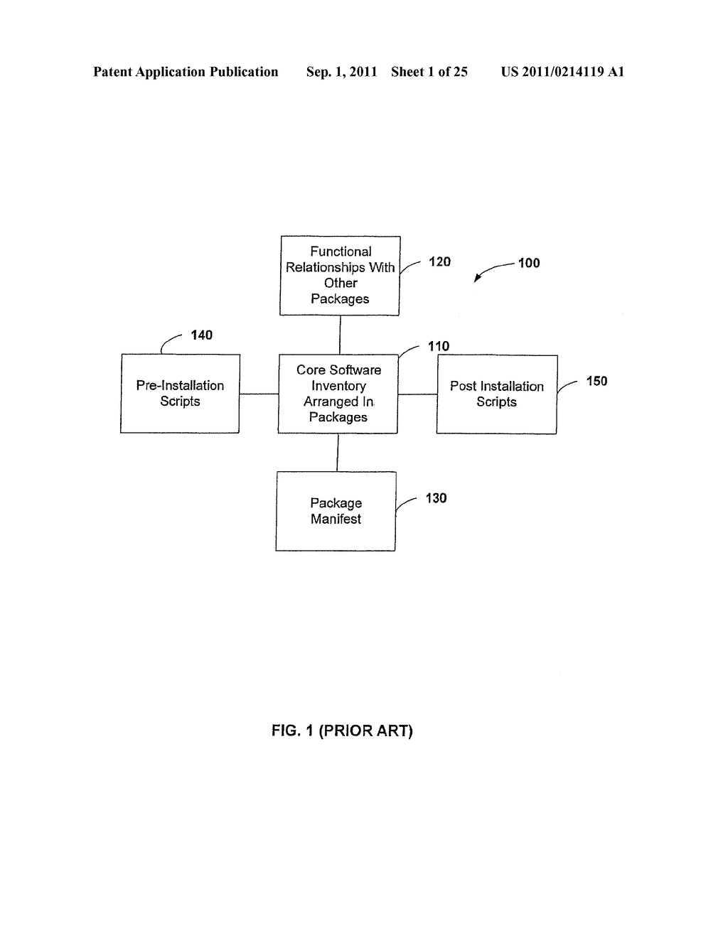 APPARATUS AND METHOD FOR PROVIDING SOFTWARE CONFIGURATIONS ON A PLURALITY     OF PLATFORMS - diagram, schematic, and image 02