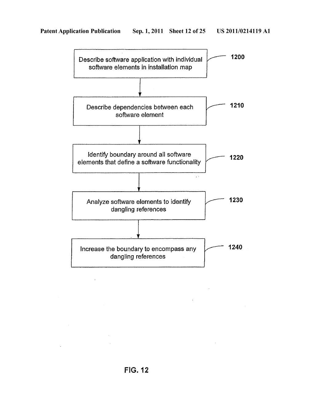 APPARATUS AND METHOD FOR PROVIDING SOFTWARE CONFIGURATIONS ON A PLURALITY     OF PLATFORMS - diagram, schematic, and image 13