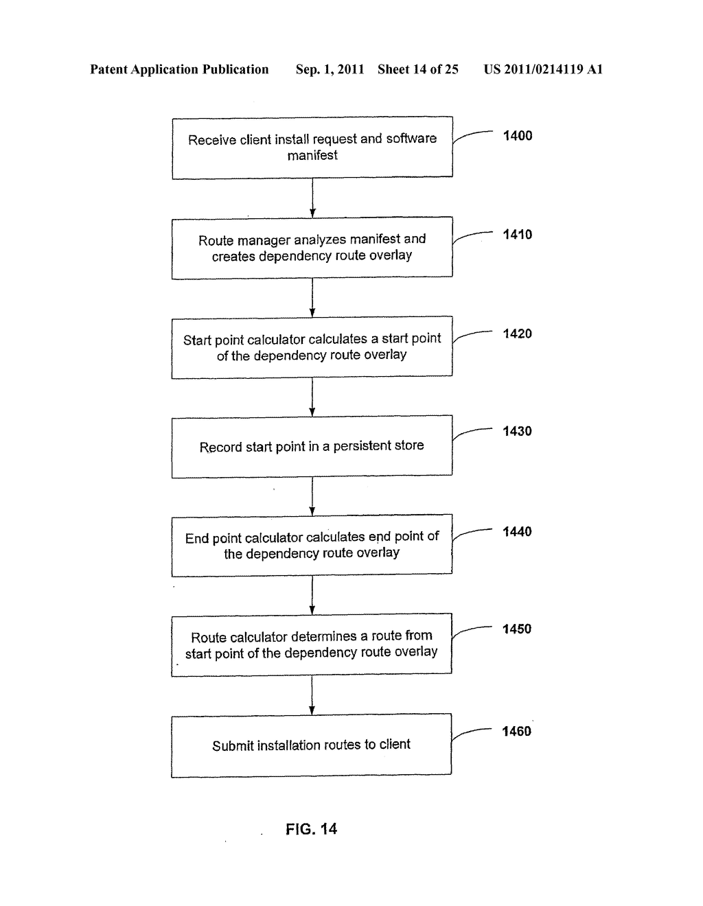 APPARATUS AND METHOD FOR PROVIDING SOFTWARE CONFIGURATIONS ON A PLURALITY     OF PLATFORMS - diagram, schematic, and image 15
