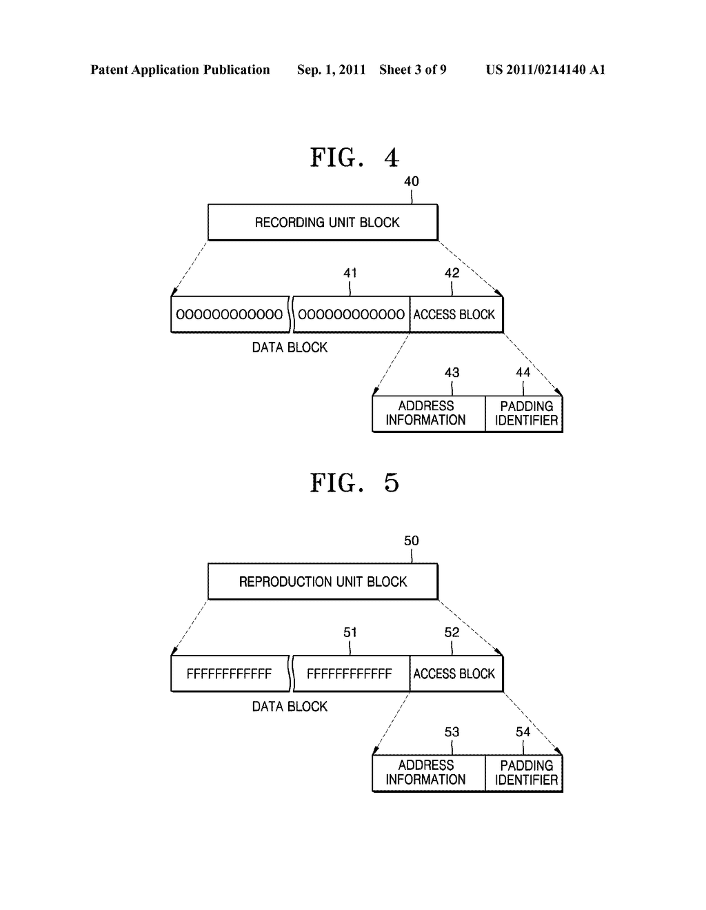 OPTICAL RECORDING MEDIUM, APPARATUS AND METHOD OF RECORDING/REPRODUCING     DATA THEREON/THEREFROM, AND COMPUTER READABLE RECORDING MEDIUM STORING     PROGRAM TO PERFORM THE METHOD - diagram, schematic, and image 04