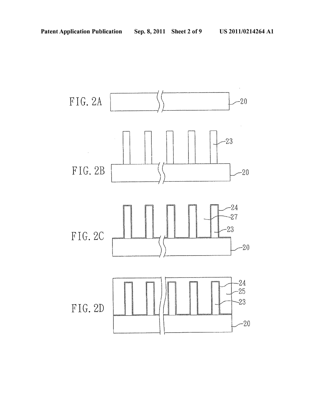 PIEZOELECTRONIC DEVICE AND METHOD OF FABRICATING THE SAME - diagram, schematic, and image 03