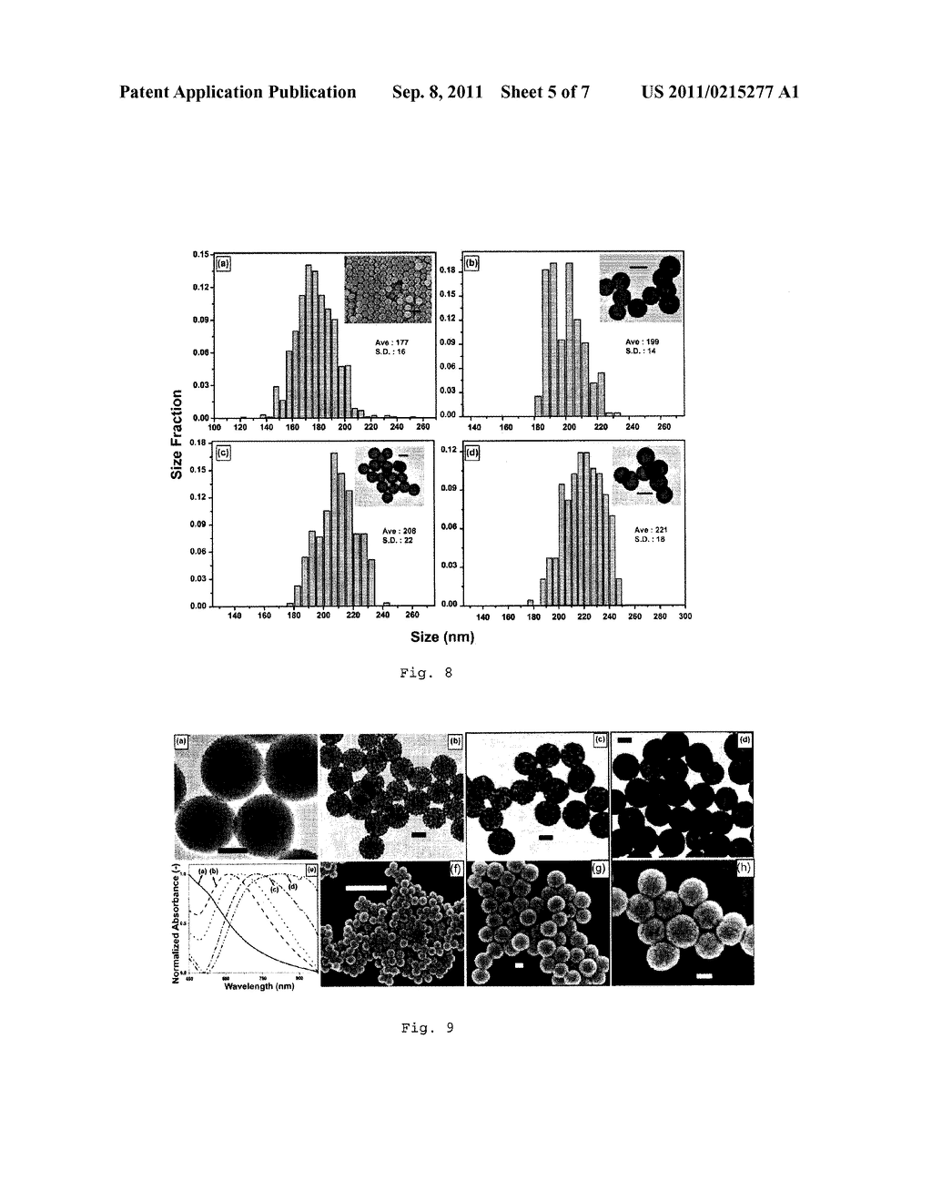 METHOD OF SYNTHESIZING COLLOIDAL NANOPARTICLES - diagram, schematic, and image 06