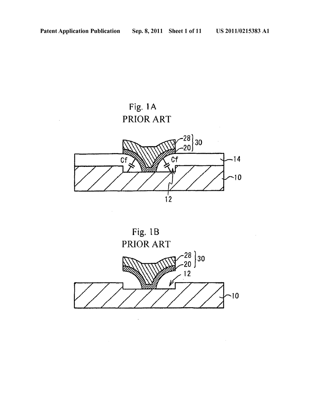 FIELD EFFECT TRANSISTOR AND METHOD FOR FABRICATING THE SAME - diagram, schematic, and image 02