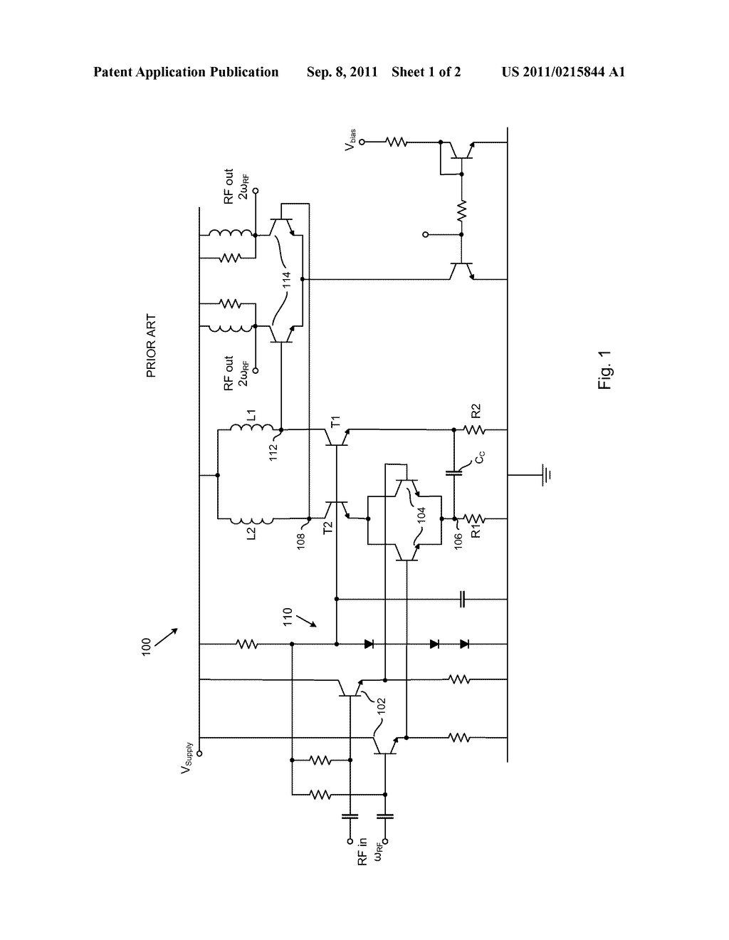 Multiplier Circuit Diagram | Frequency Multiplier Circuit Diagram Schematic And Image 02