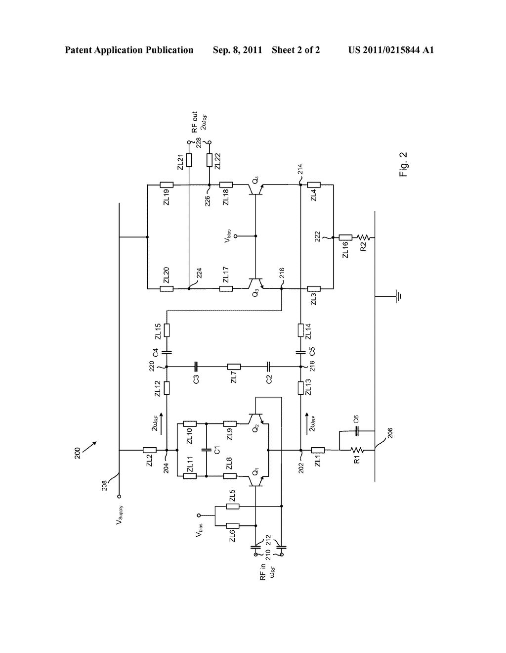 multiplier circuit diagram
