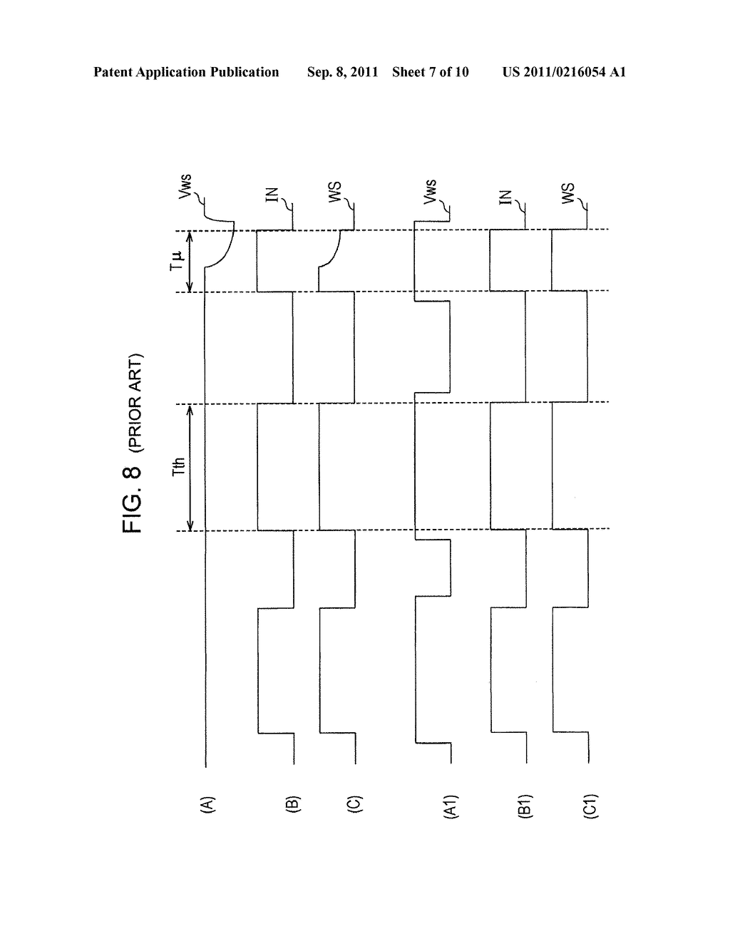 DISPLAY APPARATUS AND METHOD FOR DRIVING THE SAME - diagram, schematic, and image 08