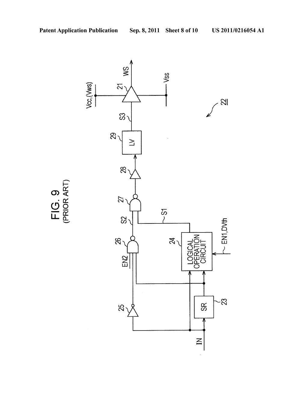 DISPLAY APPARATUS AND METHOD FOR DRIVING THE SAME - diagram, schematic, and image 09