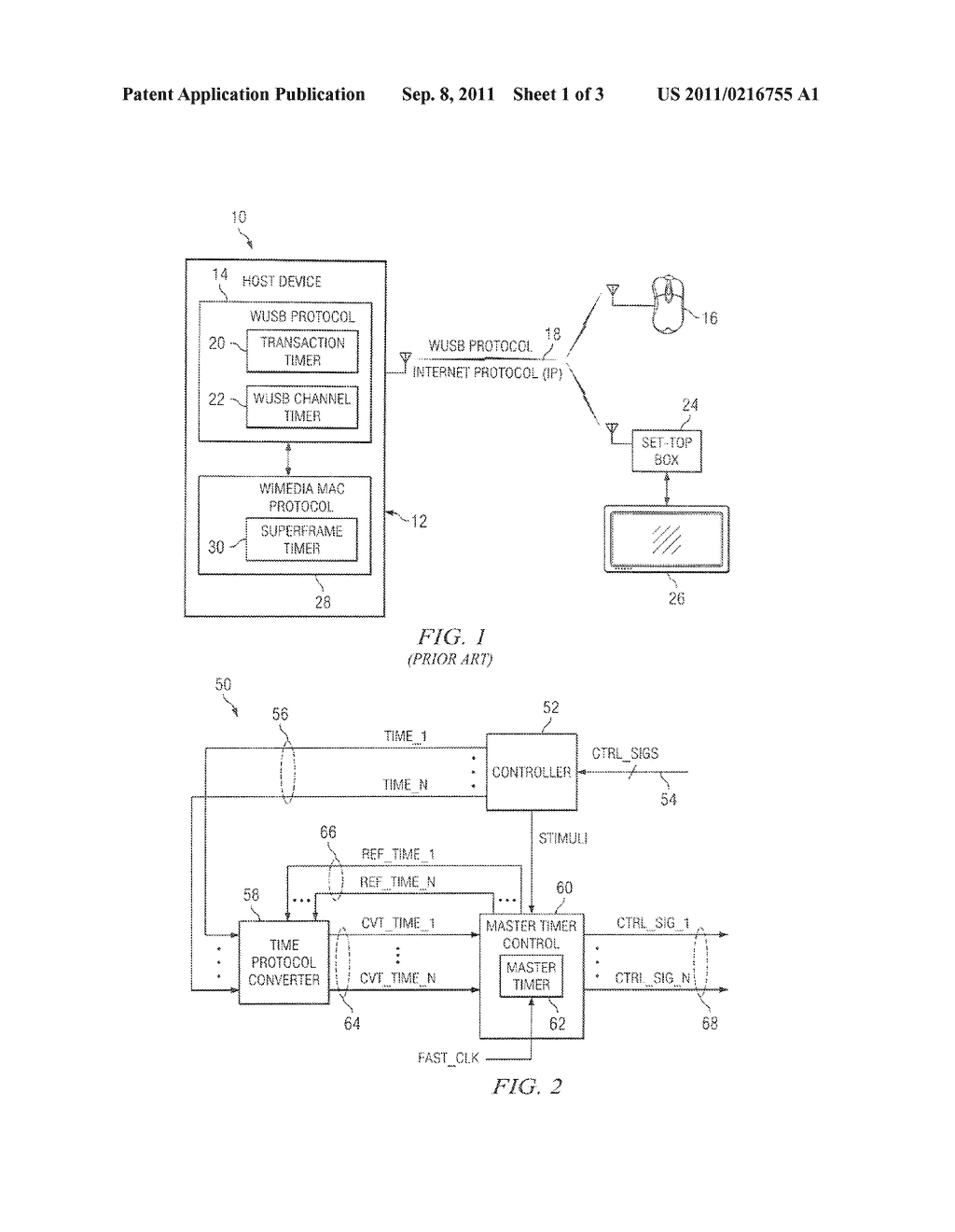 Systems and Methods for Managing Timing Functions in Multiple Timing     Protocols - diagram, schematic, and image 02