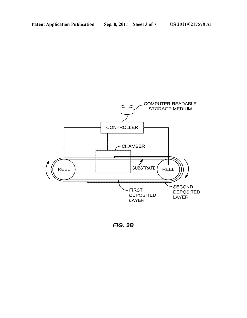 METHOD FOR HIGH VOLUME MANUFACTURE OF ELECTROCHEMICAL CELLS USING PHYSICAL     VAPOR DEPOSITION - diagram, schematic, and image 04