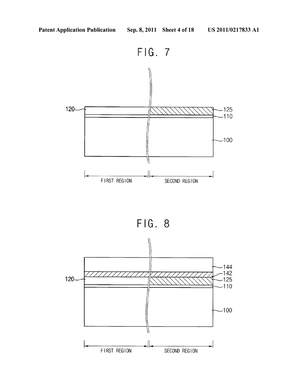 METHOD OF MANUFACTURING A SEMICONDUCTOR DEVICE USING AN ETCHANT - diagram, schematic, and image 05