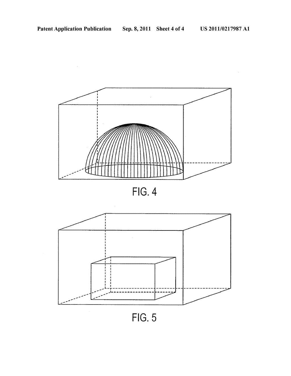 SYSTEM AND METHOD FOR PROVIDING WIRELESS NETWORK SERVICES USING     THREE-DIMENSIONAL ACCESS ZONES - diagram, schematic, and image 05