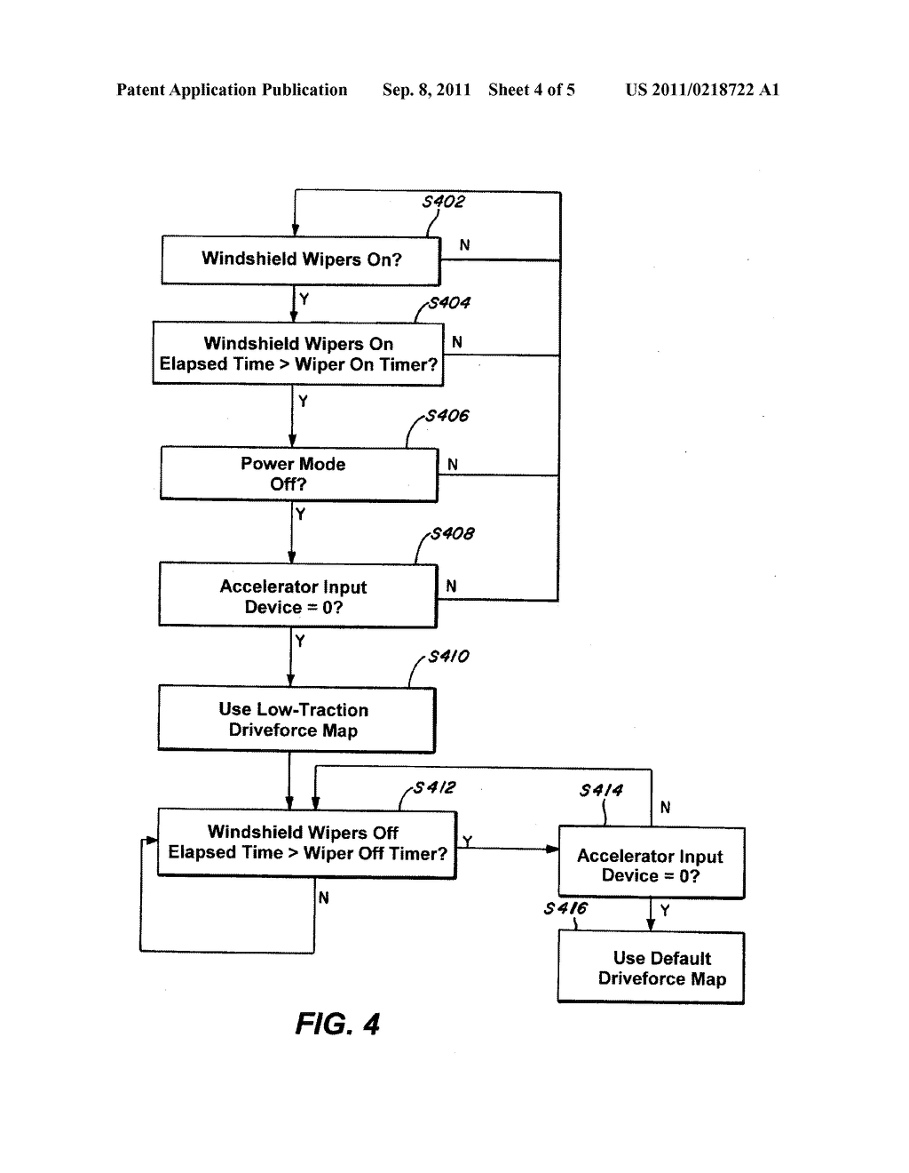 METHOD AND SYSTEM FOR ADAPTIVE ELECTRONIC DRIVEFORCE UNIT CONTROL - diagram, schematic, and image 05