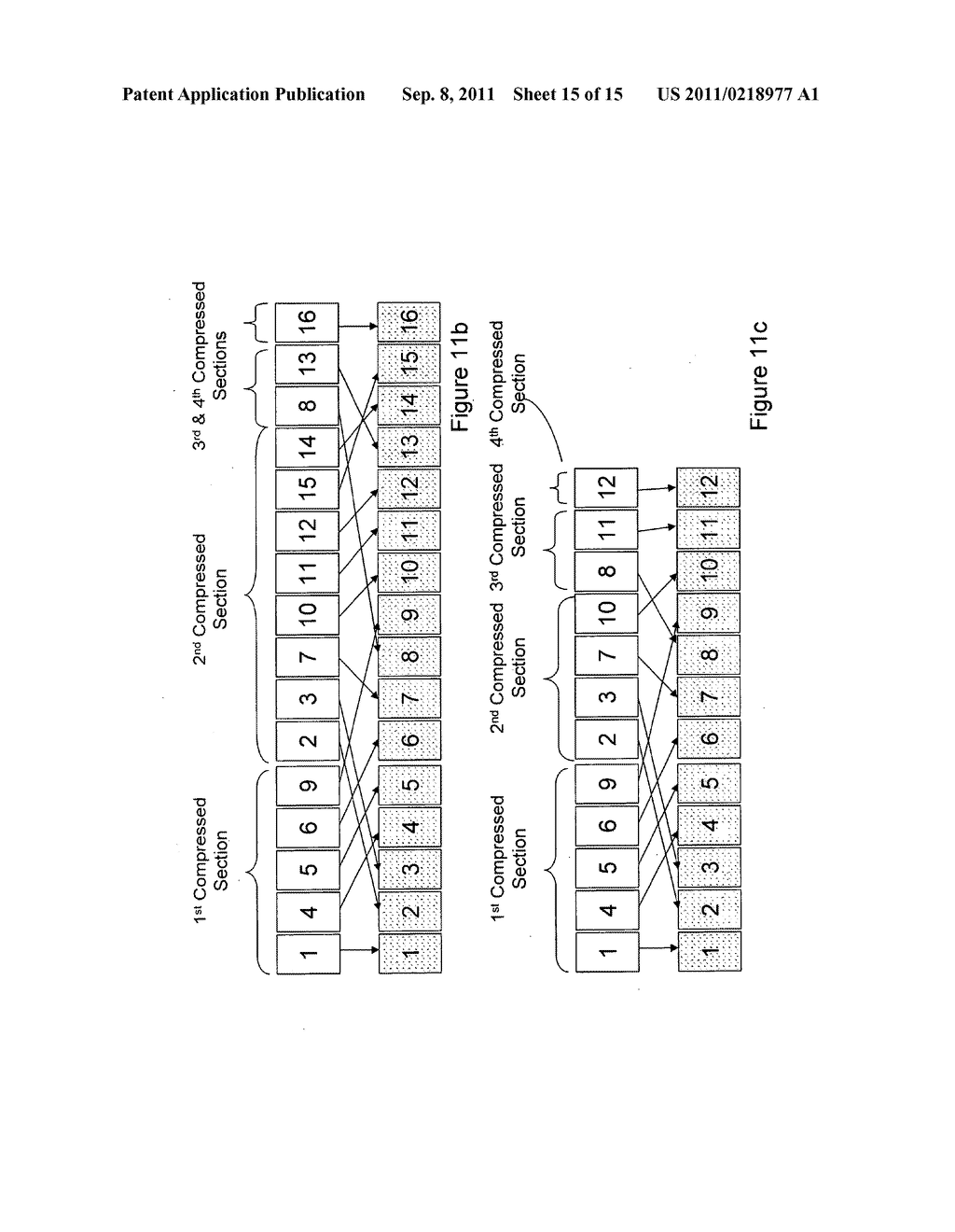 SYSTEMS AND METHODS FOR COMPRESSION OF DATA FOR BLOCK MODE ACCESS STORAGE - diagram, schematic, and image 16
