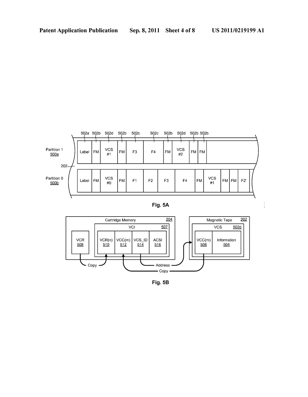 VOLUME COHERENCY VERIFICATION FOR SEQUENTIAL-ACCESS STORAGE MEDIA - diagram, schematic, and image 05