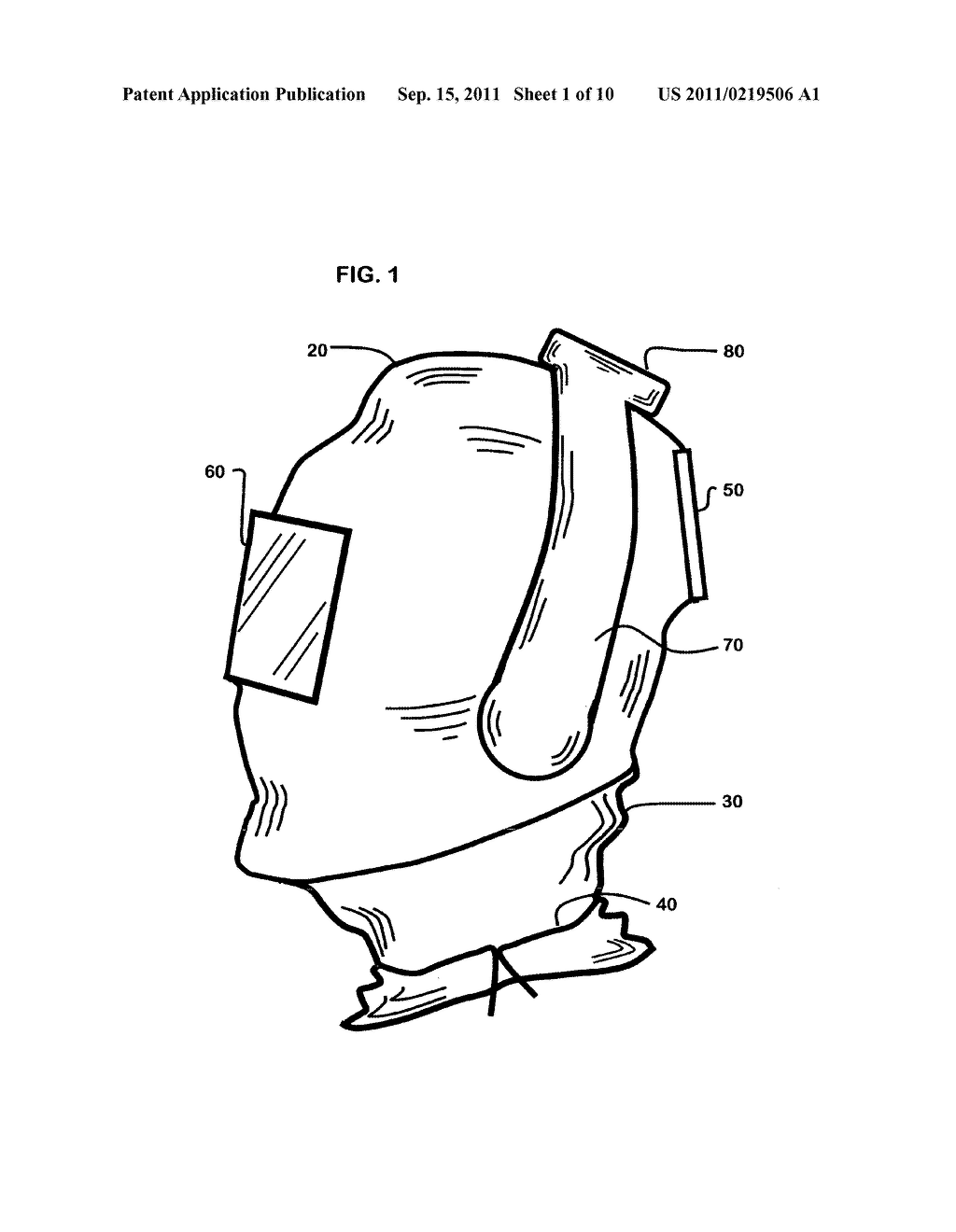 Cool, clean air welding helmet - diagram, schematic, and image 02www.patentsencyclopedia.com