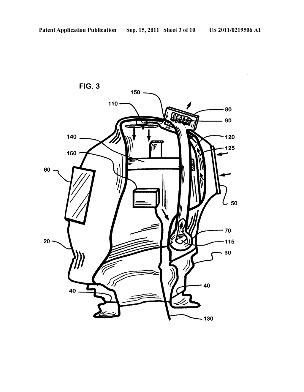 welding helmet diagram