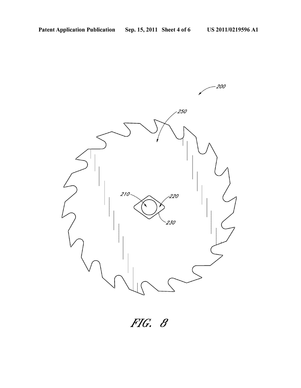 METHOD AND APPARATUS FOR REMOVING A KNOCKOUT - diagram, schematic, and image 05