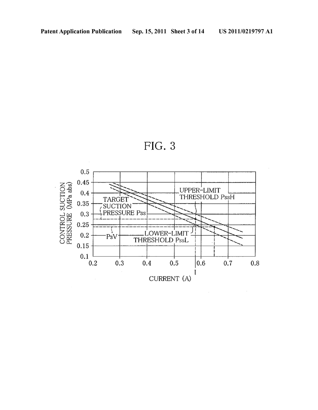 Capacity Control System for Variable Capacity Compressor and Display     Device for the System - diagram, schematic, and image 04