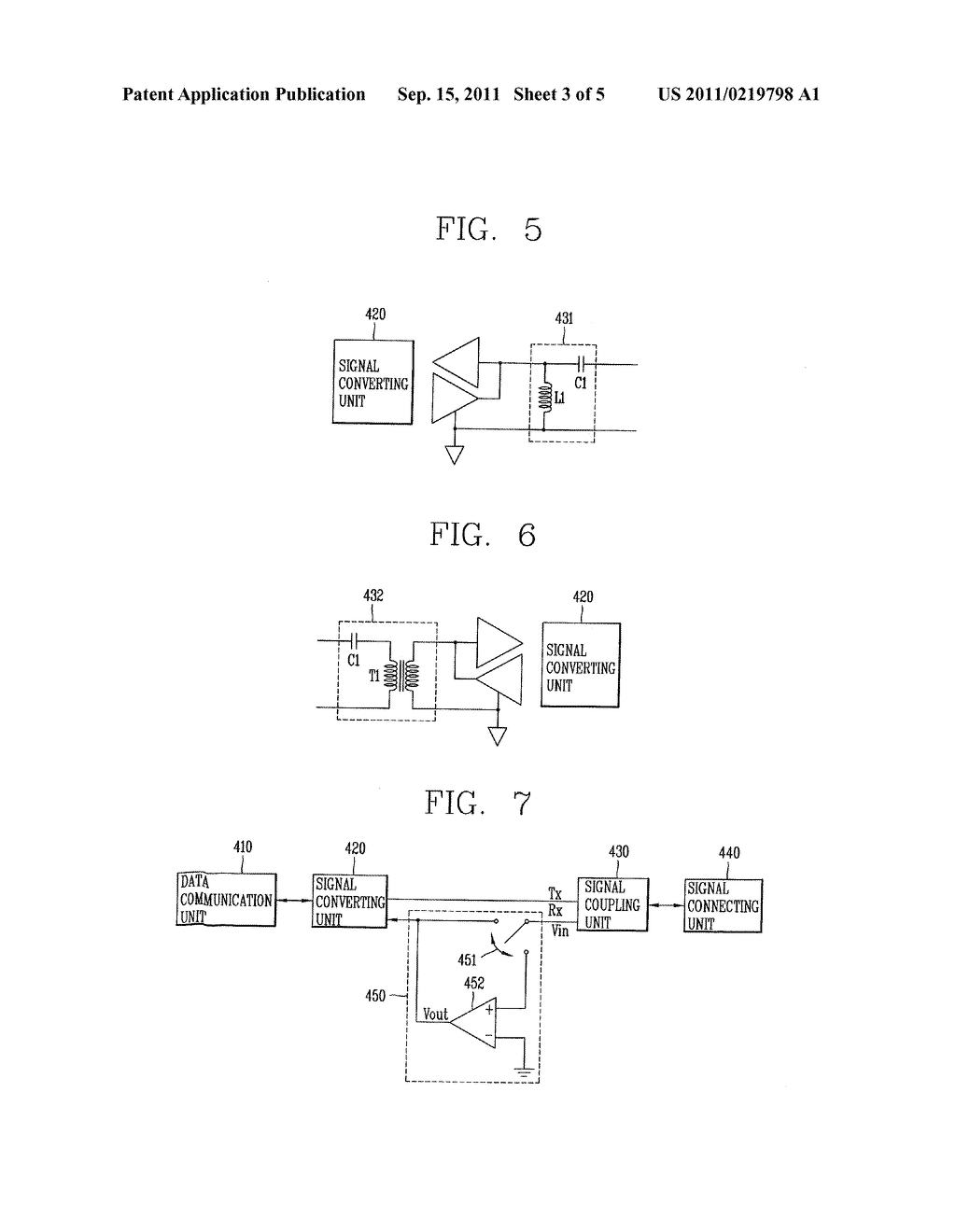 Communication Apparatus, Air Conditioning System Having The Same And     Communication Method Thereof Using Refrigerant Pipes - diagram, schematic, and image 04